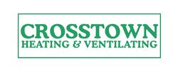 CROSSTOWN Heating & Ventilation logo
