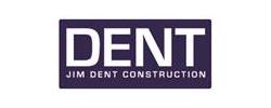 Jim Dent Construction logo
